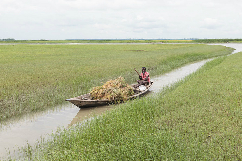 A férfi egyedül épített csatornát a falujában: 30 évig dolgozott, de megérte