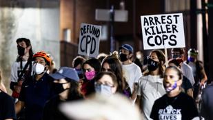 Ha nincs felelős, utcára megy az amerikai tüntető