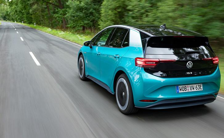 VW ID 3 08
