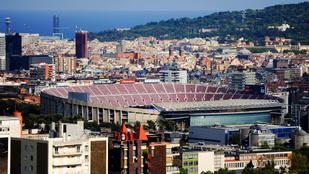 Ünneplés nehéz időkben: 63 éve adták át a Camp Nout