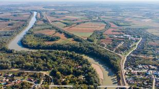 36 milliárd forintból újabb víztározó épül a Tiszán