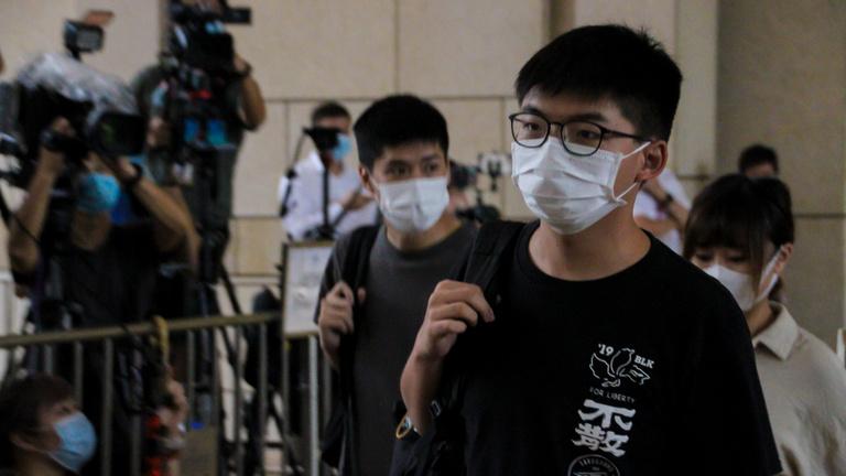 Joshua Wong az Indexnek: Nem hagyom el Hongkongot!