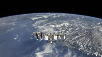 Az oroszok az űrben forgatnak filmet