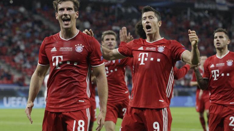 Két gólt elvettek a Bayerntől, a Szuperkupát nem lehetett