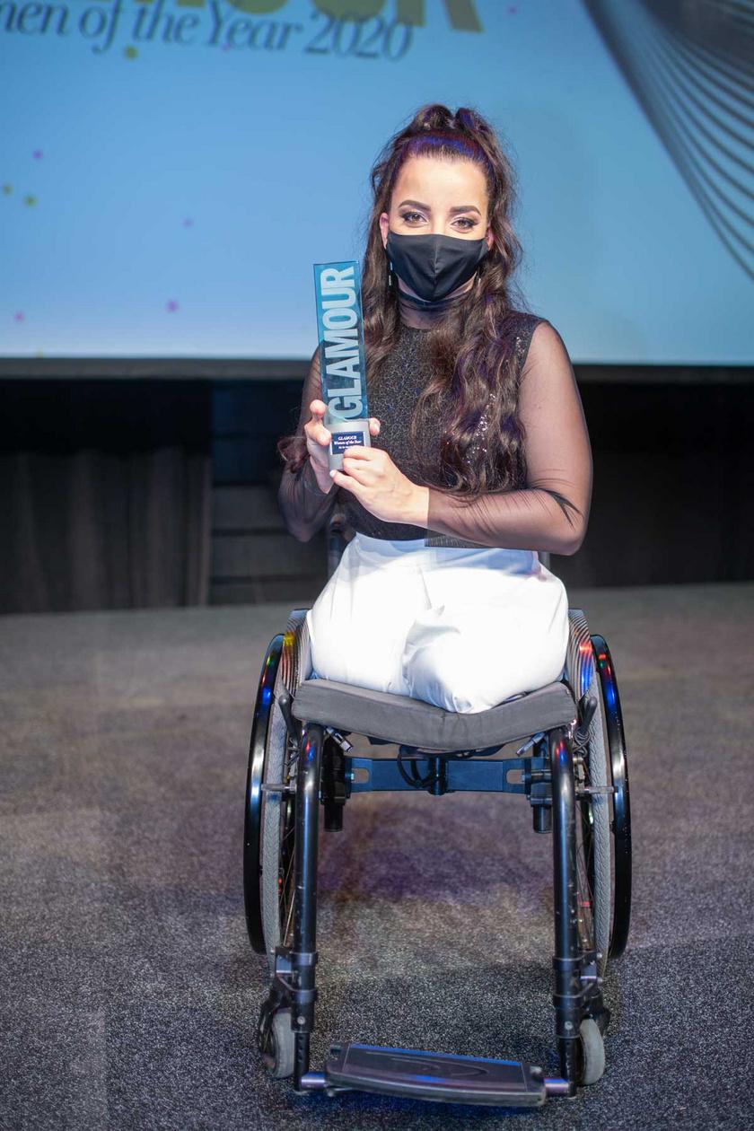 Az év sportolónője Illés Fanni, parasportoló