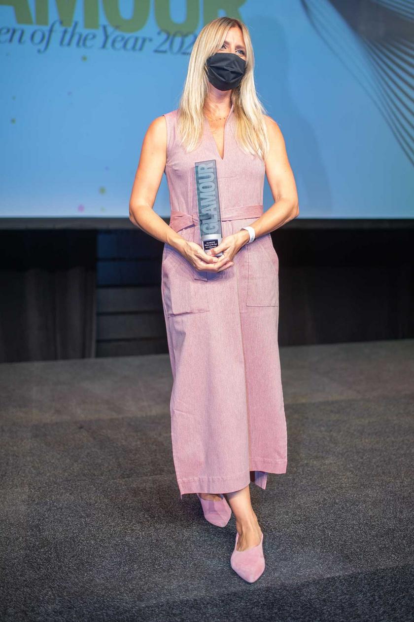 Az év divattervezője díjat Cakó Kinga, a CAKO márka tervezője