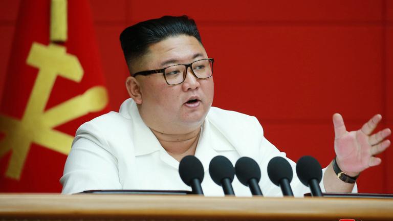 Kim Dzsongun bocsánatot kért a lelőtt dél-koreai tisztségviselő miatt