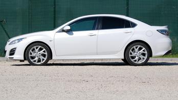 Oda a Mazda, vissza a valóságba...