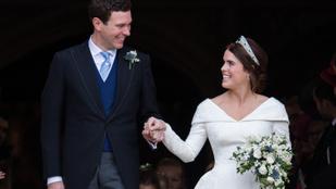 Újabb királyi dédunoka érkezik: Eugénia hercegnő terhes