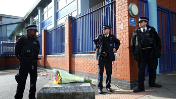 Lelőttek egy rendőrt a nagy-britanniai Croydonban
