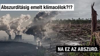 Greenpeace: Orbán álljon a klímavédelem élére, ne utána kullogjon