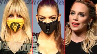 Nézzük most a Glamour-gála legszebb, leglátványosabb öltözékeit!