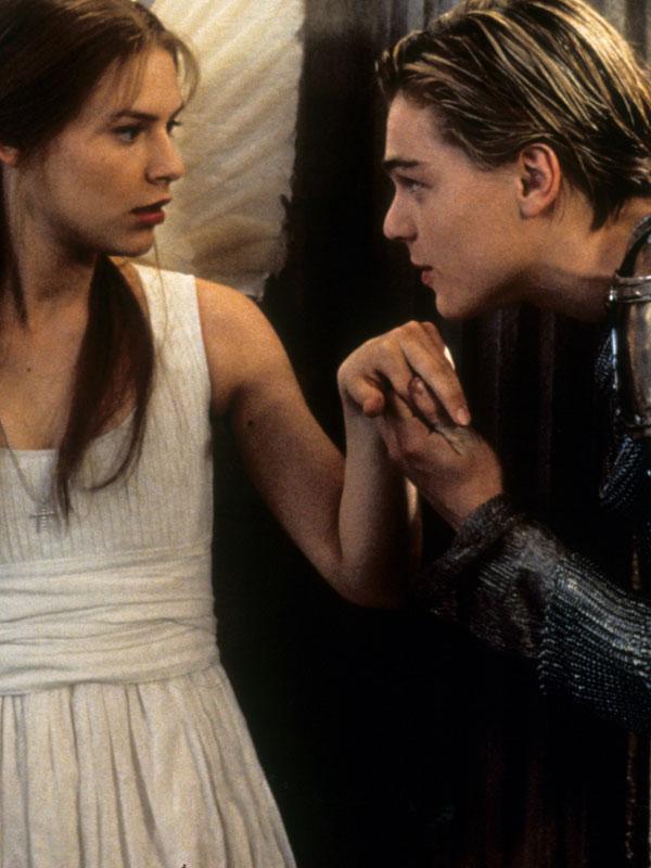 Mivel idegesítette fel Leonardo DiCaprio Claire Danes-t a Rómeó és Júlia forgatásán?