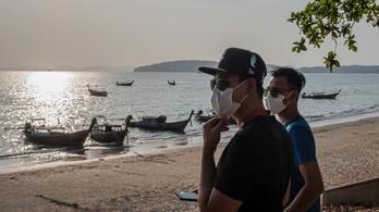 Október 1-jétől megnyitja határait Thaiföld