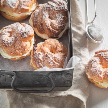 Így készül a tökéletes égetett tészta – Lépésről lépésre mutatjuk