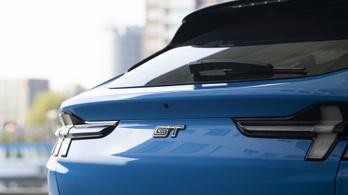Ezt tudja majd a legerősebb villany-Mustang
