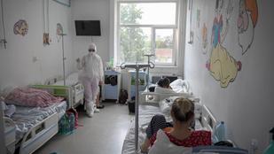 Romániában tovább gyorsul a járvány terjedése