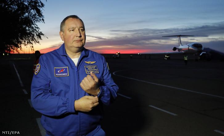 Dmitrij Rogozin szerint a Vénusz orosz bolygó (!)