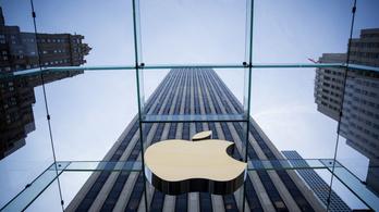 Az Európai Bizottság ragaszkodik hozzá, hogy az Apple fizessen