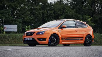 Használtteszt: Ford Focus ST - 2007.
