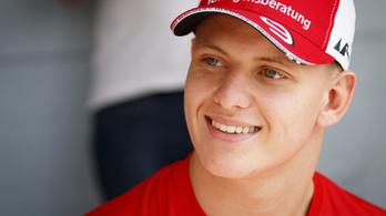 Michael Schumacher fia meg akarja dönteni Lewis Hamilton csúcsát
