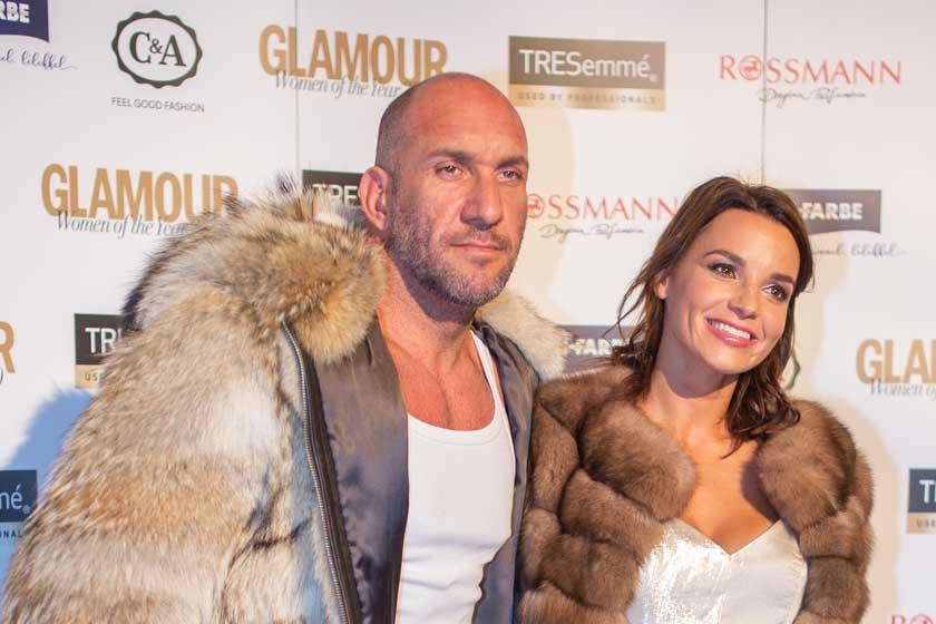 Berki Krisztián és Mazsi Glamour-gálán viselt ruháját sokan szapulták