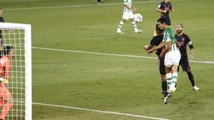 Ramos tizenegyese három pontot ért a Real Madridnak