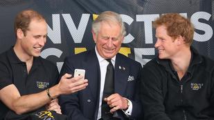 Tavaly több mint kétmilliárd forinttal támogatta Károly herceg fiait