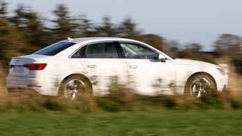 Hidegen hiányzik egy henger az Audiból