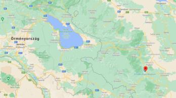 Polgári célpontokat támadott az azeri haderő a vitatott hovatartozású Hegyi-Karabahban