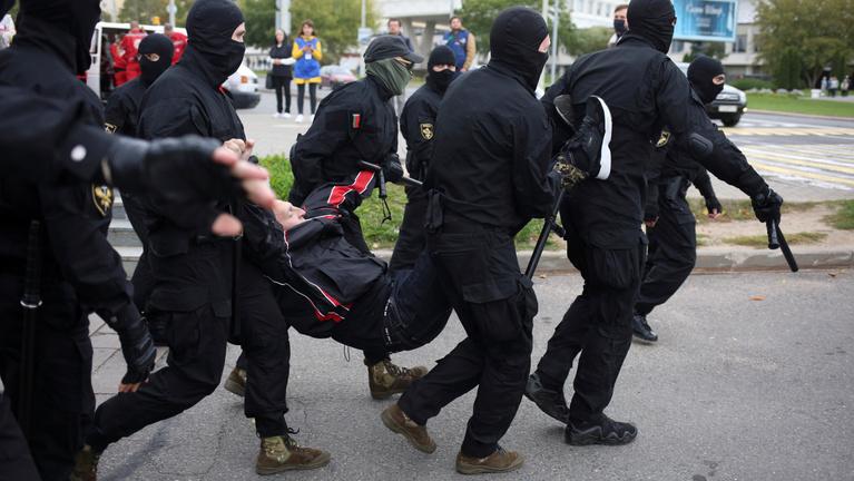 Los espíritus en Minsk no se calmarán