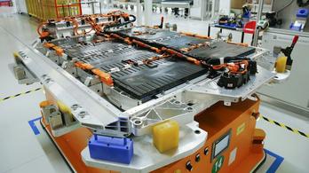 A BMW rákapcsol az akkumulátorgyártásra