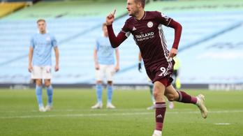 A Leicester Manchesterben sokkolta a Cityt és Guardiolát