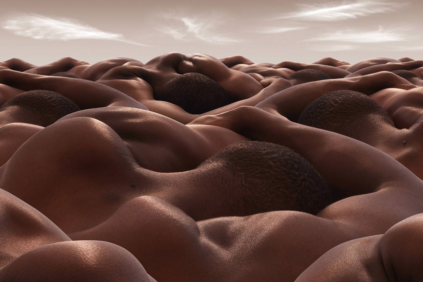 Alvó férfiak sivataga