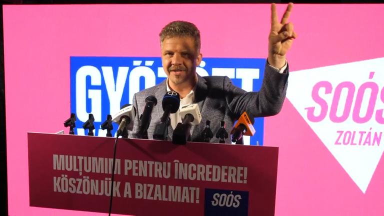 Történelmi győzelem: Marosvásárhelynek ismét magyar polgármestere van!