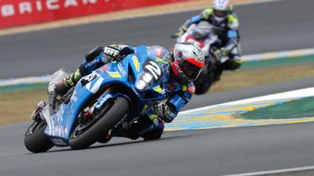 A Suzuki megnyerte az Endurance VB-t