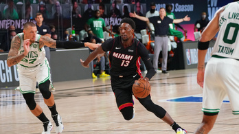 A Heat lesz a Lakers ellenfele az NBA-döntőben
