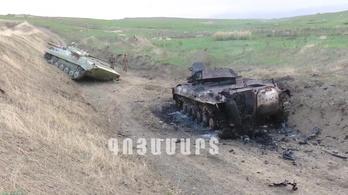 Hegyi-Karabah: az EU elfogadhatatlannak tartja a külső beavatkozást