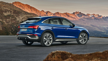Kupétetőt kap az Audi Q5