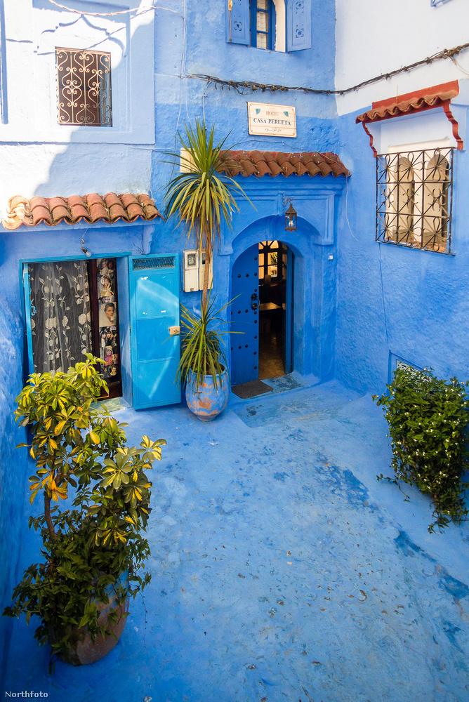 A Marokkóban található várost 1471-ben erődként építették, aztán az évek alatt itt-ott toldoztak-foltoztak rajta, míg el nem nyerte mostani formáját