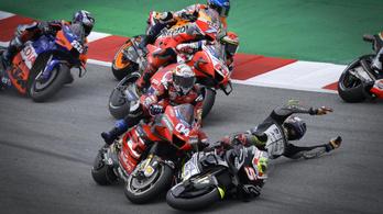 A Suzukinál csoda, a Ducatinál tragédia van