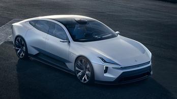 Gyártásba megy a Polestar Tesla-utánzata