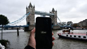 Döntött a londoni bíróság, marad az Uber a brit fővárosban