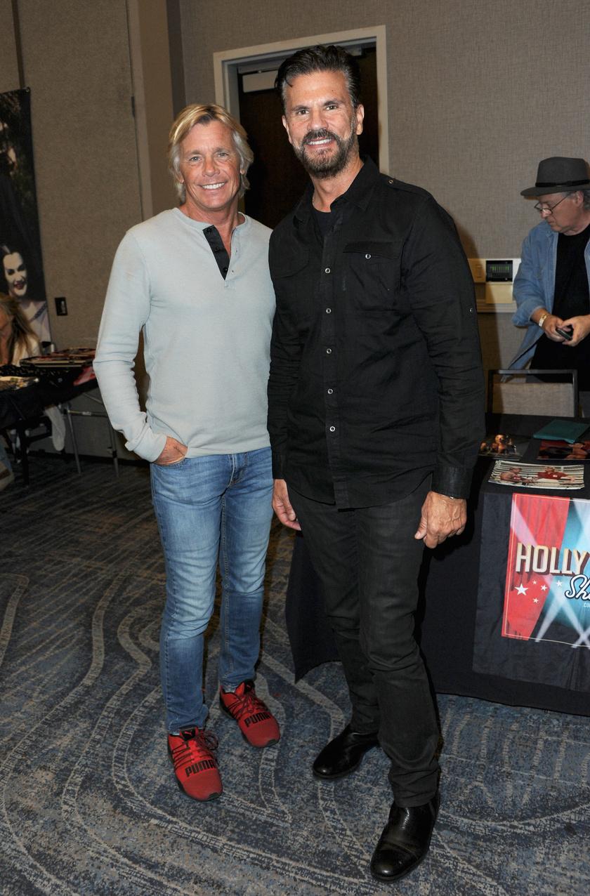 Christopher Atkins és Lorenzo Lamas.
