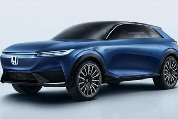 Vadiúj elektromos terepjárót mutatott a Honda