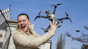 A Nagy Testvér tényleg figyel: így bújhatsz el egy drón elől