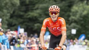 Tizenhárom év után lesz ismét magyar kerékpáros háromhetes körversenyen