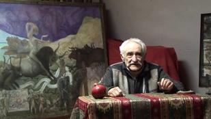 Elhunyt Kátai Mihály György képzőművész