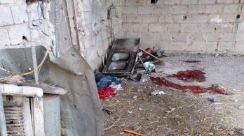 Rakétatámadás Bagdadban, gyerek is van a halálos áldozatok között