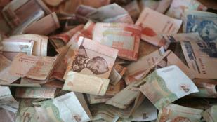 Válságban a rubel